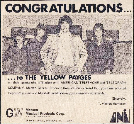 Yellow Payges