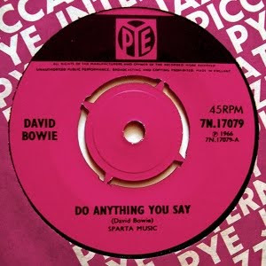 Bowie - Do Anything You Say
