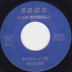 Children of The Mushroom - Single