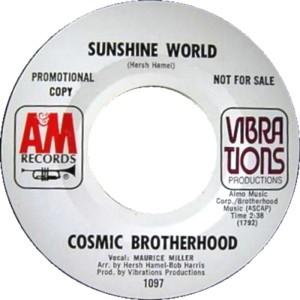 Cosmic Brotherhood - Sunshine World
