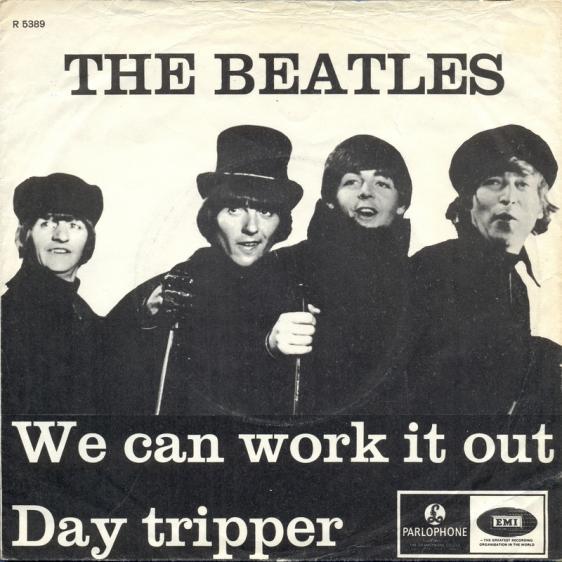 Day Tripper single