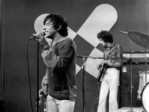 Eric Burdon Upbeat 1968