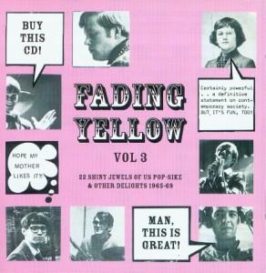 Fading Yellow
