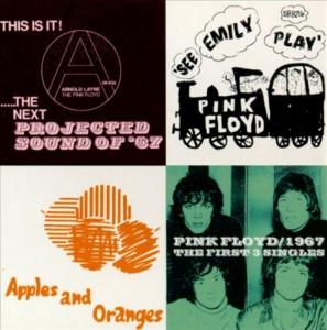 First Three Singles