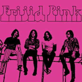 Frijid Pink Album
