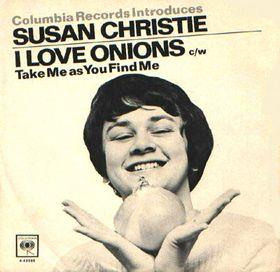 I Love Onions