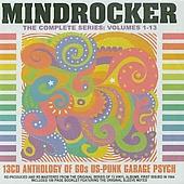 Mindrocker-Anthology Of 60s U.S. Punk Garage Psych
