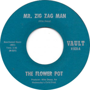 Mr. Zig Zag Man - Single