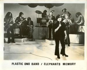 Plastic Ono Band with Elephants Memory