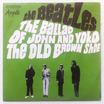 The Ballad of John & Yoko Old Brown Shoe