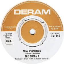 The Cuppa T - Miss Pinkerton