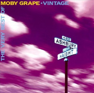 Vintage The Very Best of Moby Grape