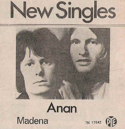 Anan Madena Advert
