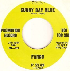 fargo - sunny day blue
