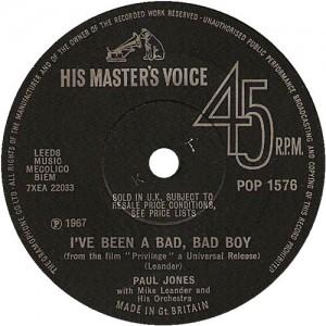 paul-jones-ive-been-a-bad-bad-boy-1967