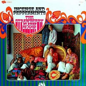 the strawberry alarm clock incense and peppermint