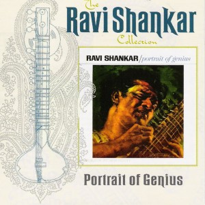 Ravi Shankar Portrait of Genius