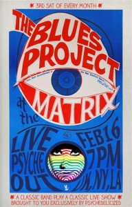 blues project at matrix