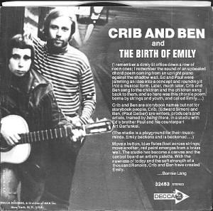 crib and ben single