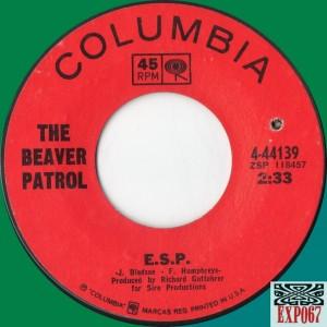 Beaver Patrol - E.S.P.