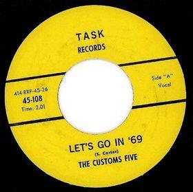 Let's Go In '69