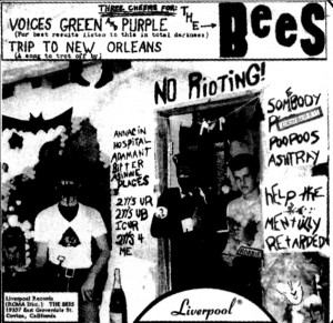 Voices Green And Purple