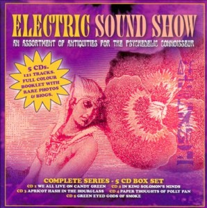 Electric Sound Show- An Assortment of Antiquities For the Psychedelic Connoisseur
