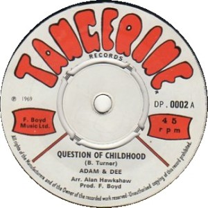 Question Of Childhood - Single