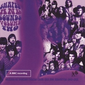 Shapes And Sounds, Vol. 2- Shades Of Deepest Purple From The BBC Archives 1967-1971