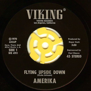 Flying Upside Down - Single