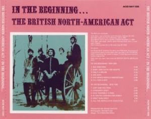 The British North-American Act